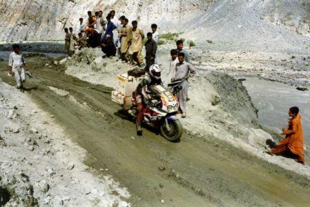 1995-1998 Pakistan Karakoram Highway