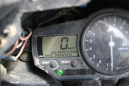 2001-2006 The 250,000km