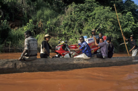 2001 Congo River Loange