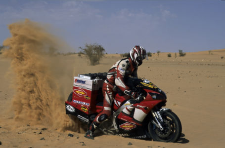 2001 Mauritania Crossing The Sahara