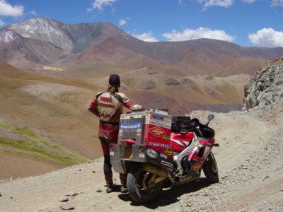 2003 Argentina Abra El Acay Pass