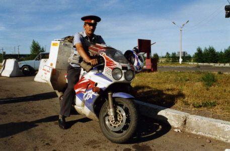 7 Politie Op Mijn Honda Fireblade