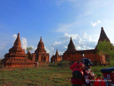 Myanmar, Bagan 3